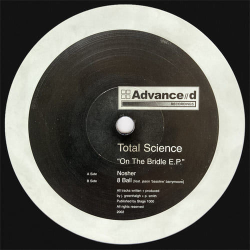 Download Total Science - On The Bridle E.P. mp3