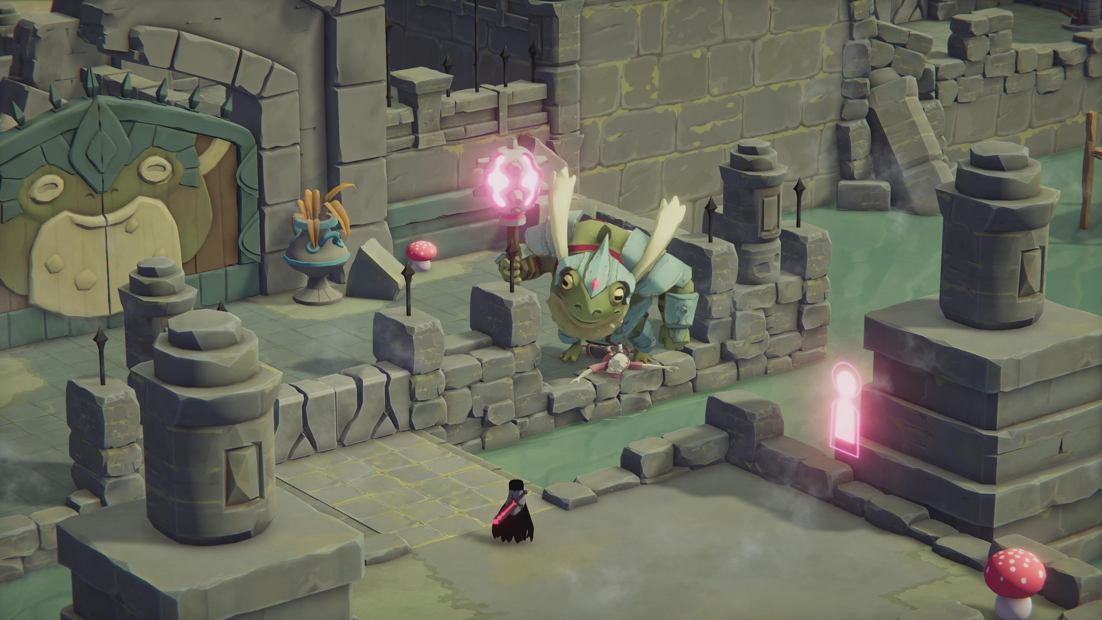 Death-s-Door-Screenshot-Frog-Door