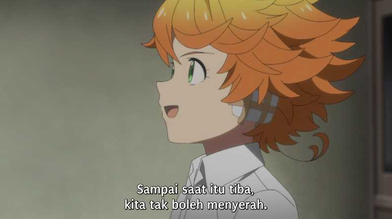 Yakusoku no Neverland Season 2 Episode 4 Subtitle Indonesia