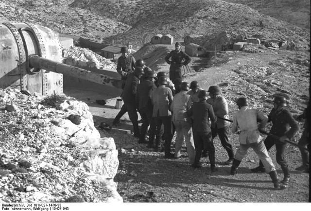 Mar 184, MKB 6./611, Croisette Fort Napoléon (Marseille, 13) - Page 8 Bundesarchiv-Bild-101-I-027-1478-33-S-dfrankreich-K-stenbatterie