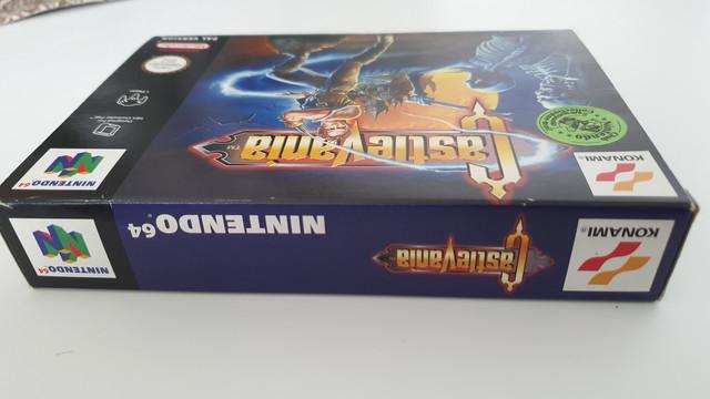 [VDS] Date limite 6 février: jolis Jeux Megadrive et Nintendo (Game Boy, Nintendo 64, ...) N64-castlevania-07