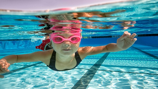 Why Kids Should Take Swim Lessons