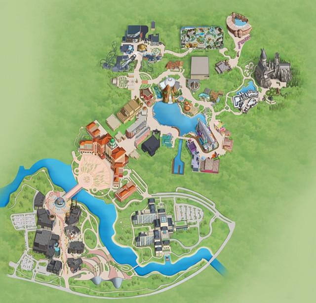 Universal Beijing Resort [Chine - 2021] - Page 3 UBR