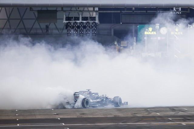 F1 GP d'Abu Dhabi 2020 : Victoire Max Verstappen pour la dernière manche de la saison  M255755