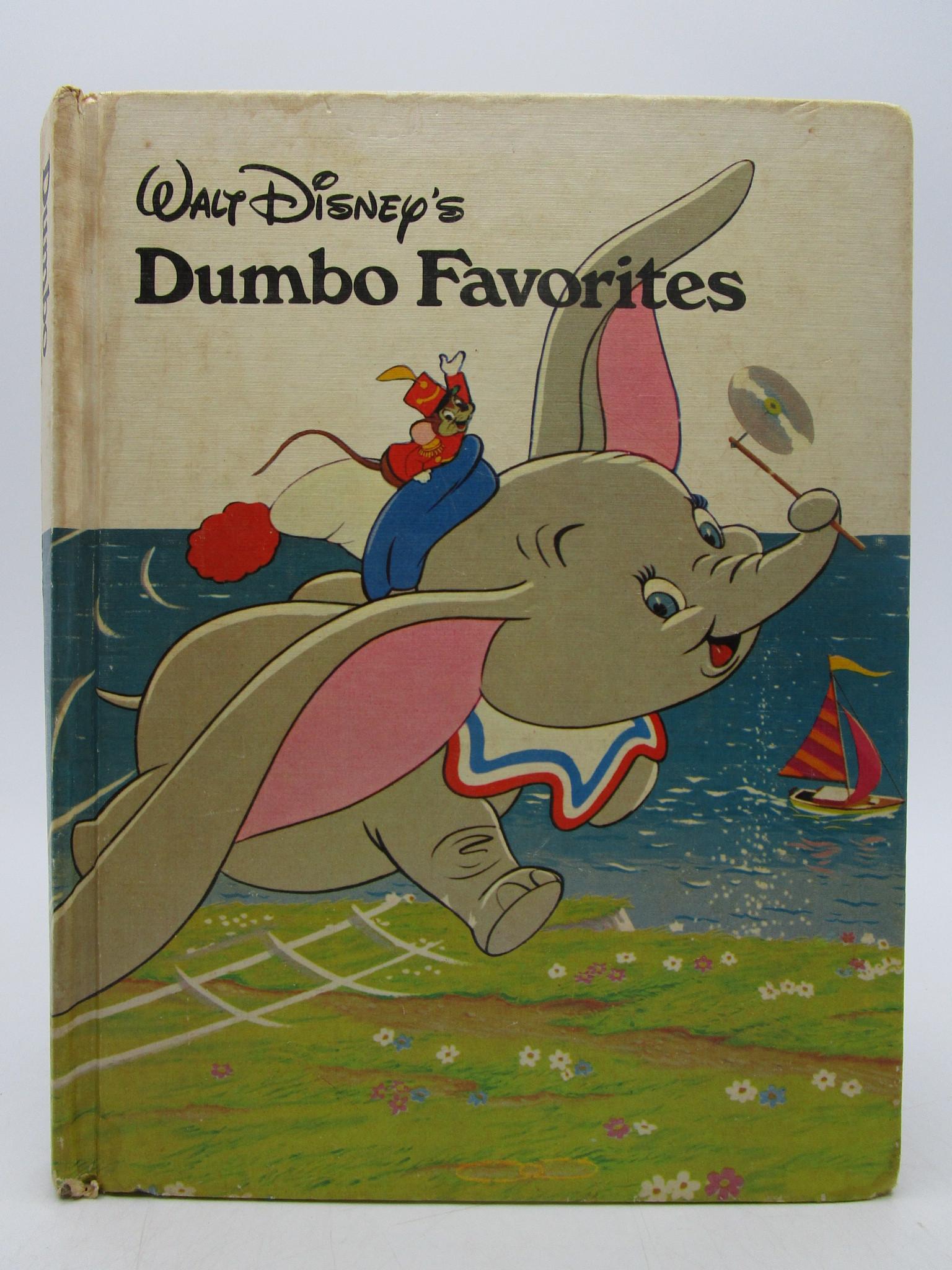 Image for Walt Disney's Dumbo Favorites, Pinocchio Favorites, and Snow White Favorites (3 volumes)