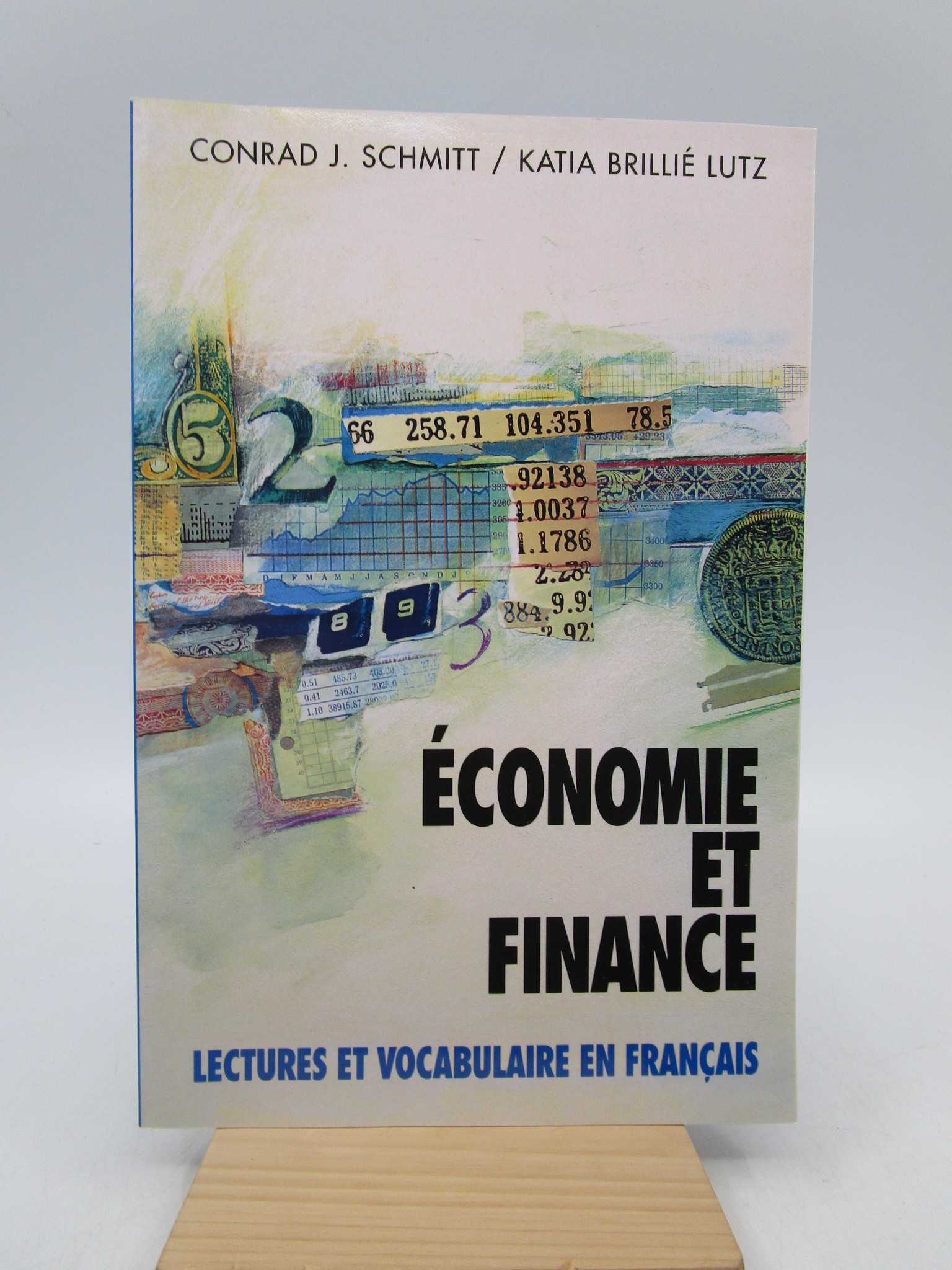 Image for Economie Et Finance: Lectures Et Vocabulaire En Francais