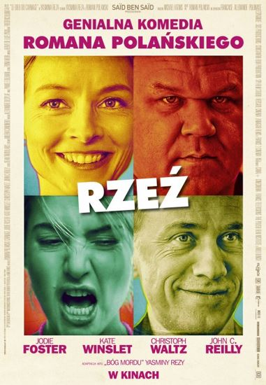 Rzeź / Carnage (2011).720p.XviD.AC3-LTN / Lektor PL