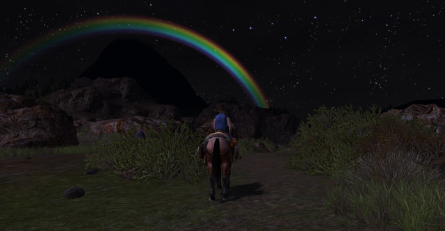 Midnight-Rainbow-Over-Erebor