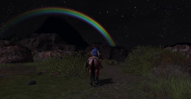 Midnight-Rainbow-Over-Erebor