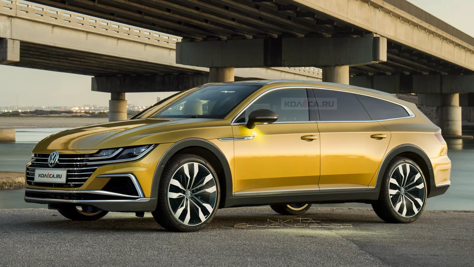 Volkswagen Arteon /Shooting Brake Facelift (2020) 22