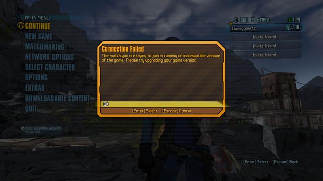 connection-failed
