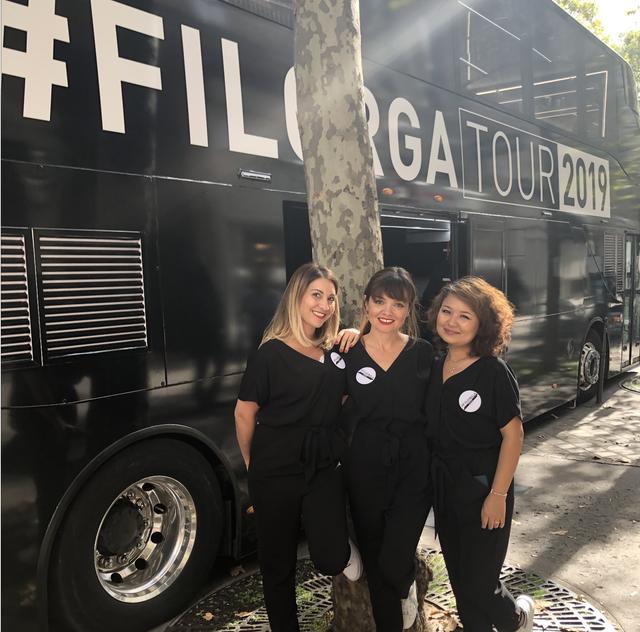 FILORGA TOUR