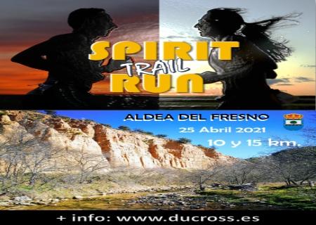 El Trail Run Aldea del Fresno tendrá lugar el 25 de Abril