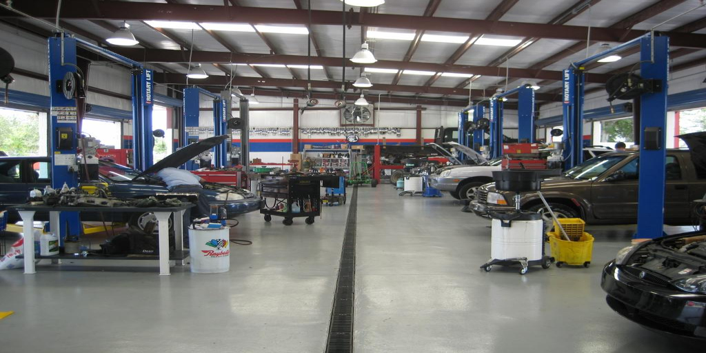 The Trick For Auto Repair Shop Revealed in 5 Basic Steps