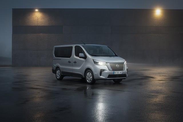 Le Nissan NV300 Combi Fait Peau Neuve New-NV300-Combi-Static-packshot-10-source