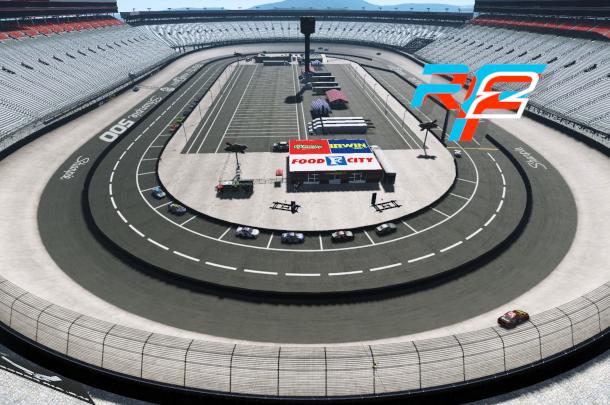 VRC NASCAR 2021 - Round 2 - Bristol