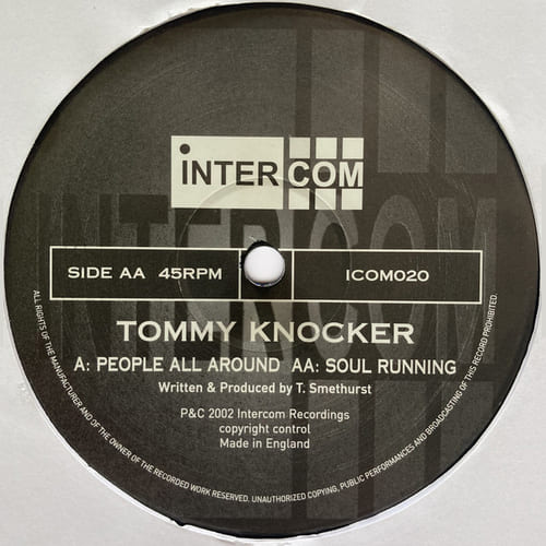 Download Tommy Knocker - People All Around / Soul Running mp3