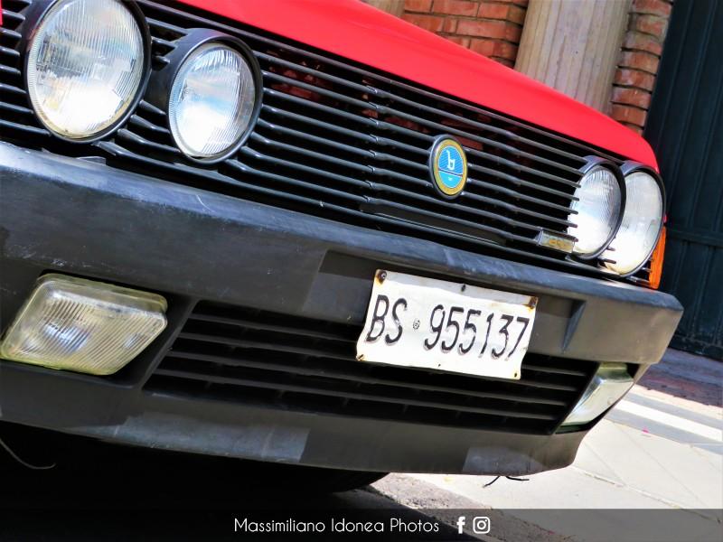 2019 - 9 Giugno - Raduno Auto d'epoca Città di Aci Bonaccorsi - Pagina 2 Bertone-Ritmo-Cabrio-70-1-3-65cv-86-BS955137-67-030-1-6-2019-9