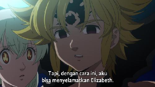 Nanatsu no Taizai Season 3 Episode 16 Subtitle Indonesia