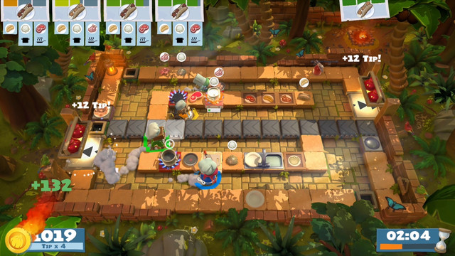 Topics tagged under 遊戲 on 紀由屋分享坊 Overcooked-All-You-Can-Eat-2021-02-15-21-004