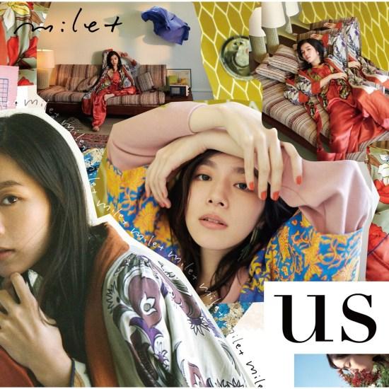 [Album] milet – us