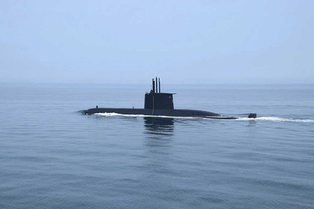 Brazil-Navy-s-Type-209-1400mod-submarine