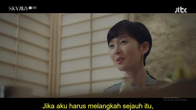 Han Suh Jin merasa saran tutor Kim soal membiarkan Kim Hye Na tinggal di rumahnya tidak masuk akal.