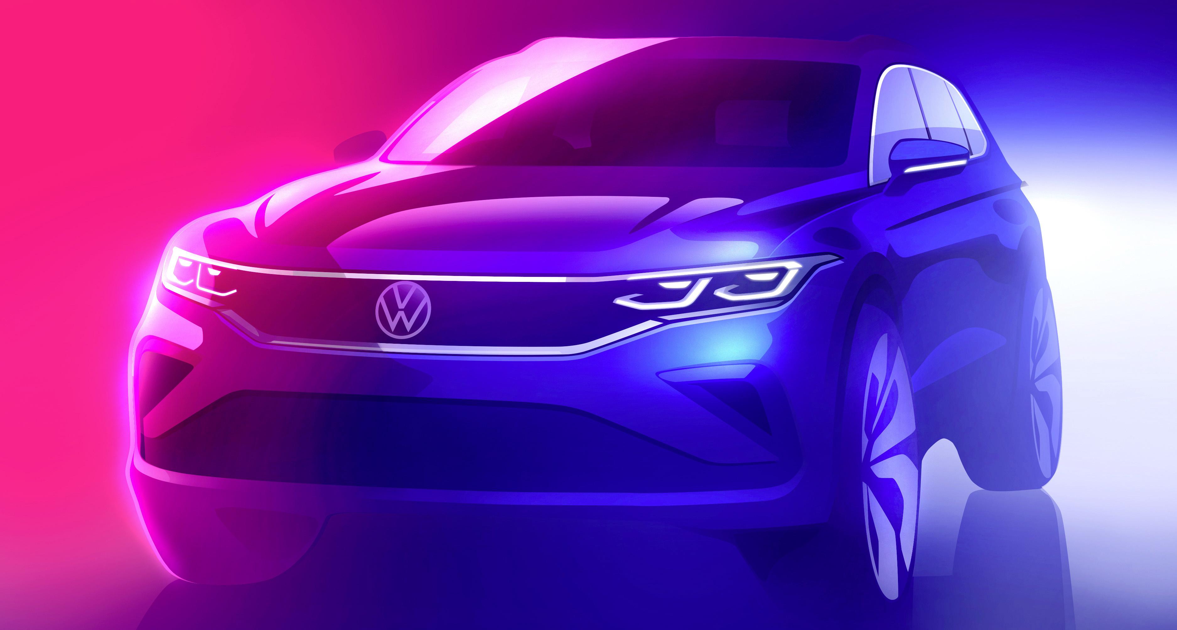 Volkswagen Tiguan II Facelift (2020) 44