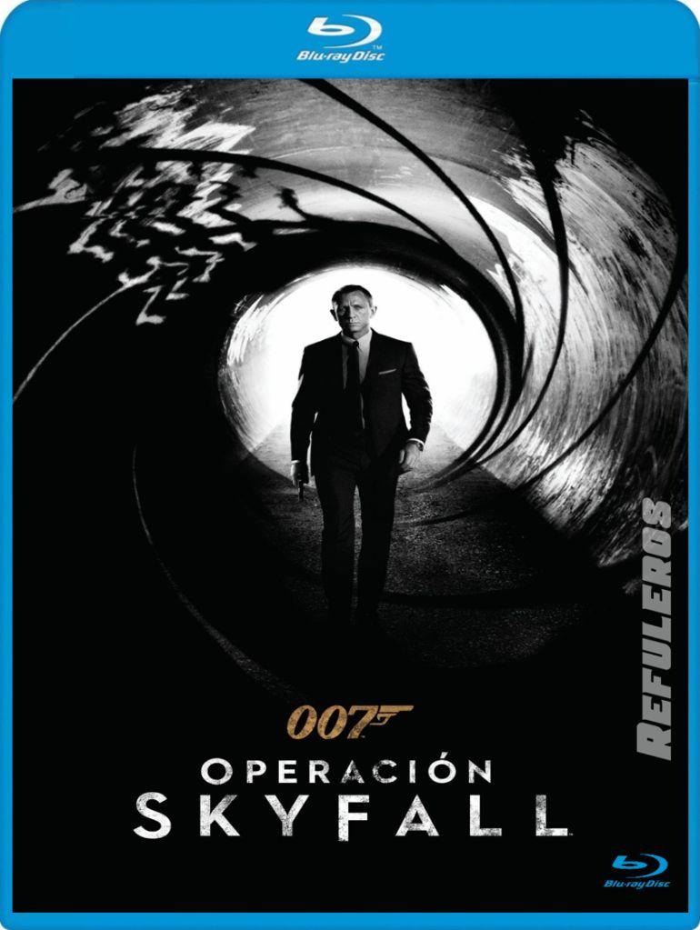 007 23 - OPERACION SKYFALL