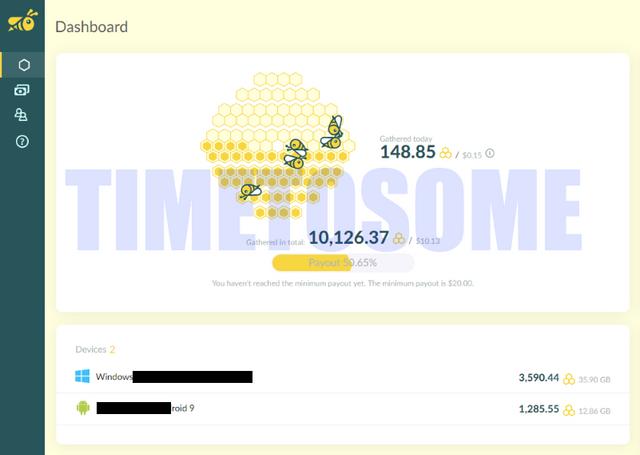 Oportunidade [Testar] HoneyGain - Ganha dinheiro Paypal - Android/PC - (Actualizado em Junho de 2019) Lasthoneyyy3