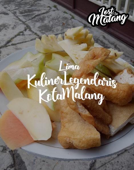 5 Wisata Kuliner Legendaris Kota Malang