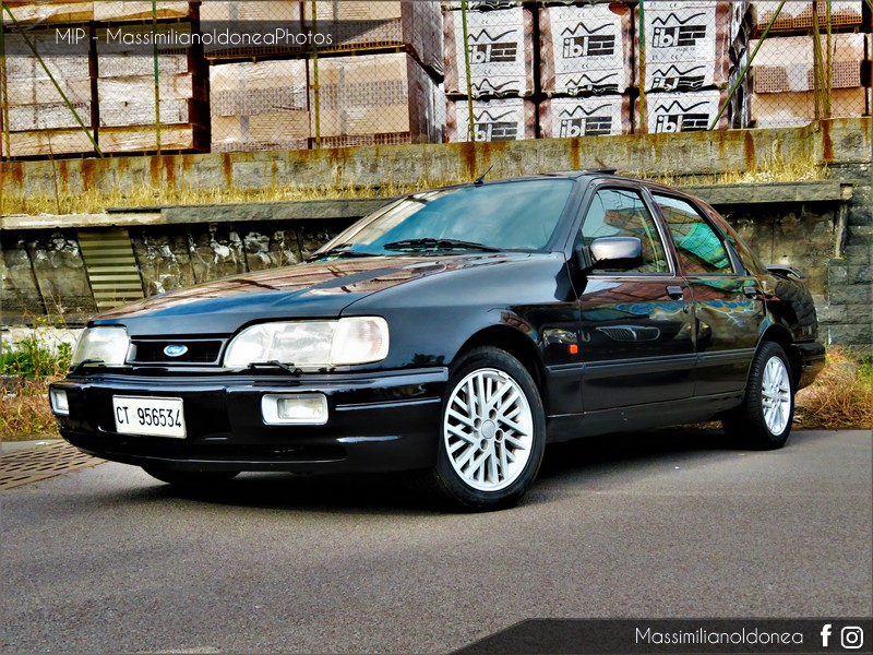 Parking Vintage - Pagina 5 Ford-Sierra-Cosworth-2-0-215cv-91-CT956534-2