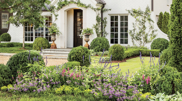 Garden Landscape Designs in Small Residential, Coolness Relieve Stress!