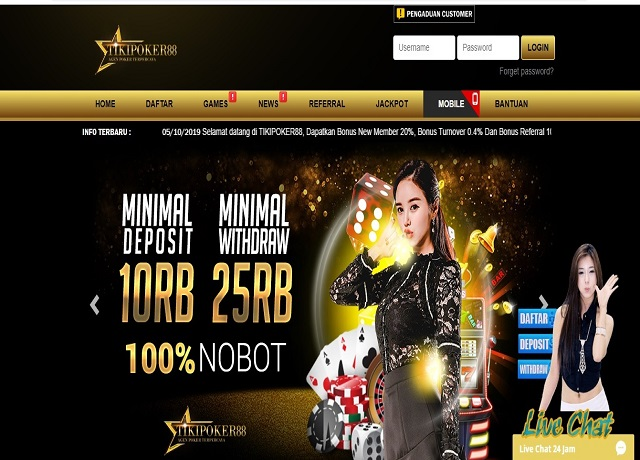 "Another guideline that will assist you in your gambling experience is to study methods for boosting your possibilities of winning at any video game that you play. When you discover the fundamental understanding on agen sbobet indonesia how to play any type of particular game, you will make the ""clever"" actions that will minimize the possibilities for the house winning, therefore raising your possibilities.  Web: https://tikibet88.com  #judibola #agenjudibola #agensbobetindonesia #sbobetasia"