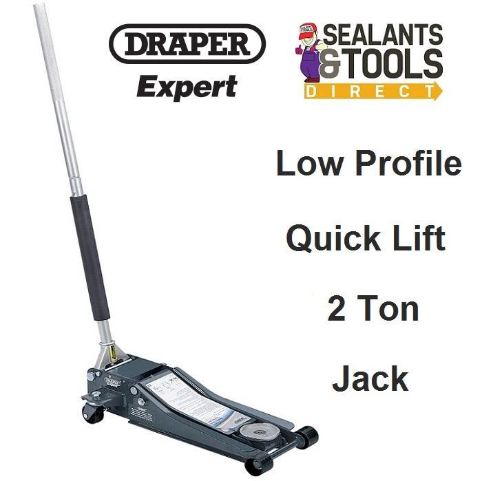 Draper-Tools-Expert-2-Ton-Low-Profile-Trolley-Jack-31481