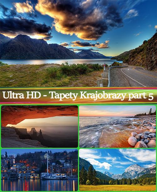 Ultra HD Tapety Krajobrazy part 5