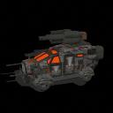 Conjunto armamentístico Crouquer Crouqueauto