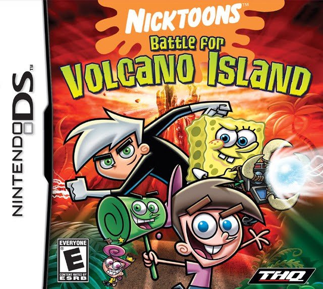 nintendo-ds-nicktoons-battle-for-volcano-island
