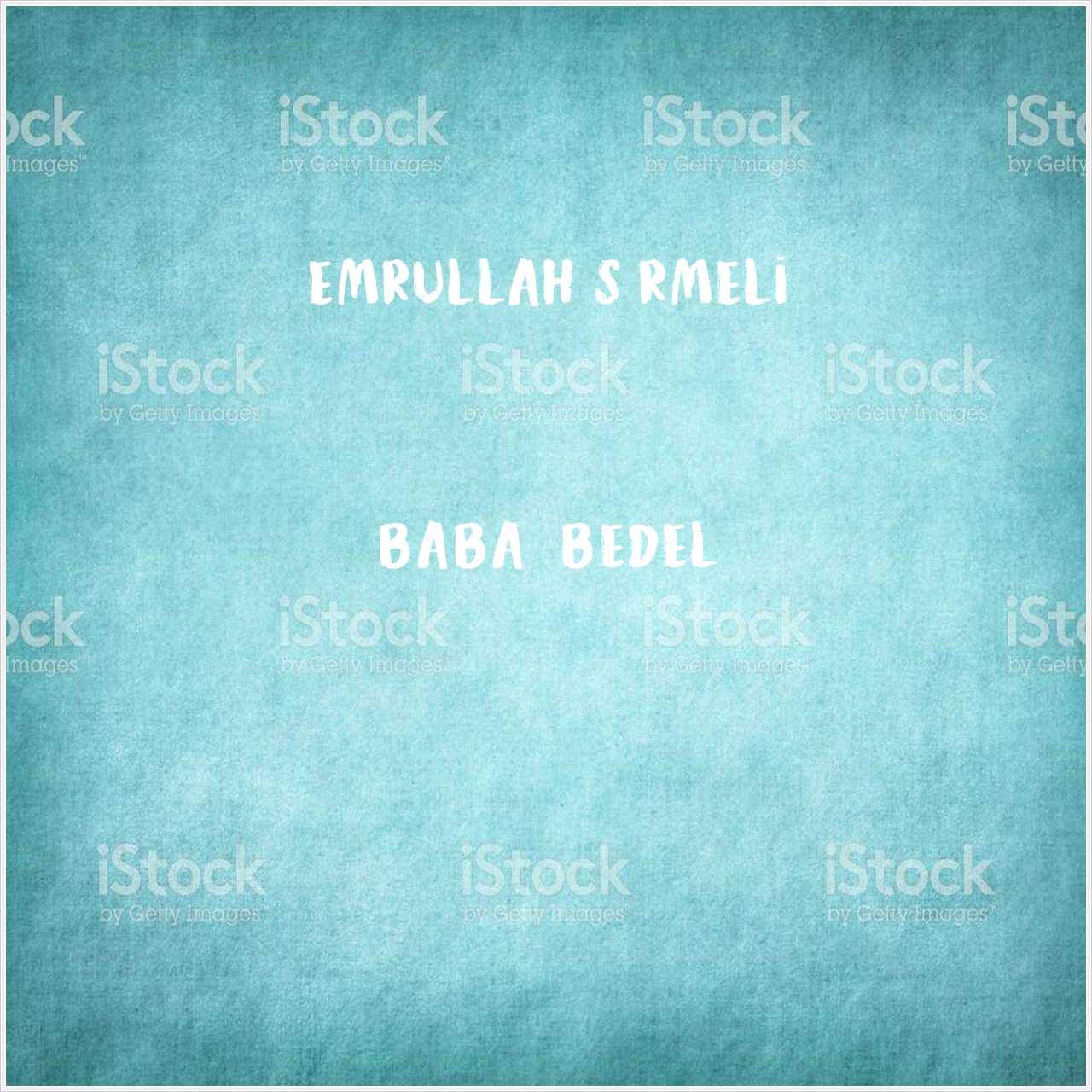 دانلود آهنگ جدید Emrullah Sürmeli به نام Baba (Bedel)