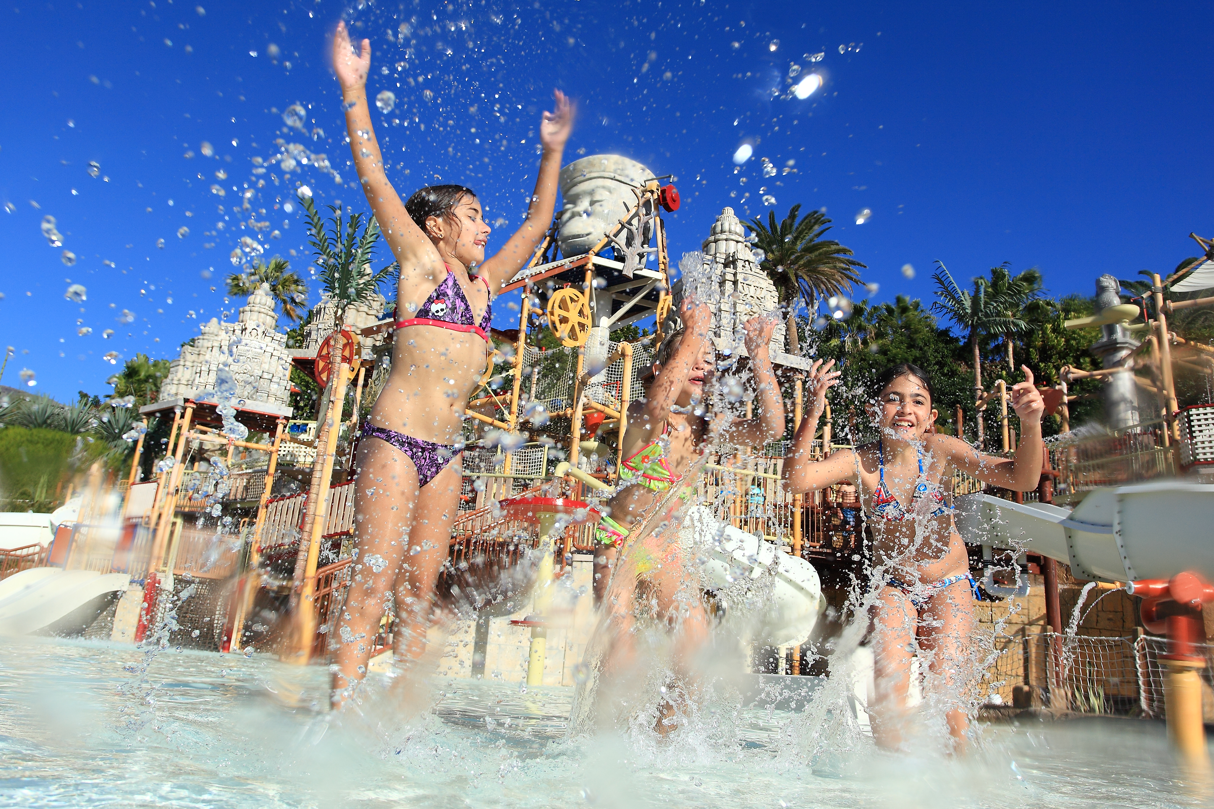 The Lost City at Siam Park