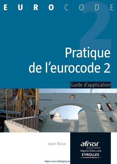 Pratique de l'eurocode 2