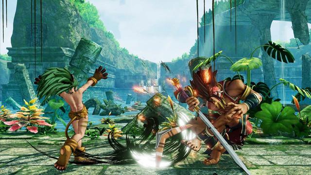劍戟對戰格鬥遊戲《SAMURAI SHODOWN》季票3 DLC角色第一彈「查姆查姆」於3月16日上線! 來自人氣格鬥遊戲系列《GUILTY GEAR》的角色決定參戰! 3-SS03