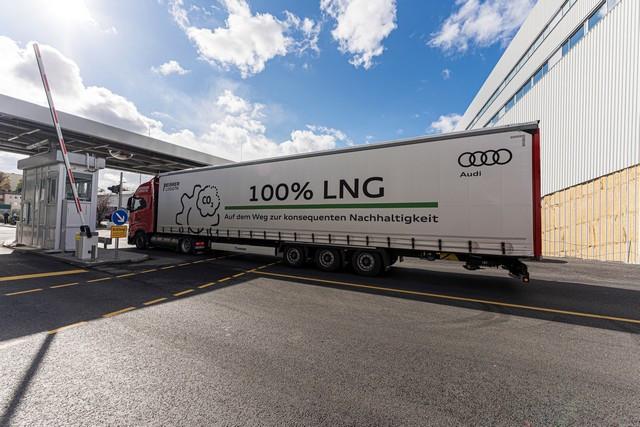 Le site Audi de Neckarsulm continue de faire progresser la logistique durable A208105large