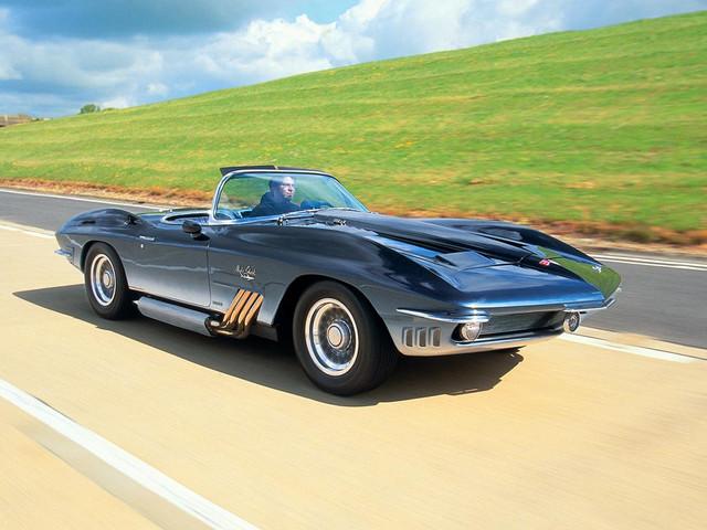 1961 Chevrolet Corvette XP 755 concept Mako Shark 006 5519