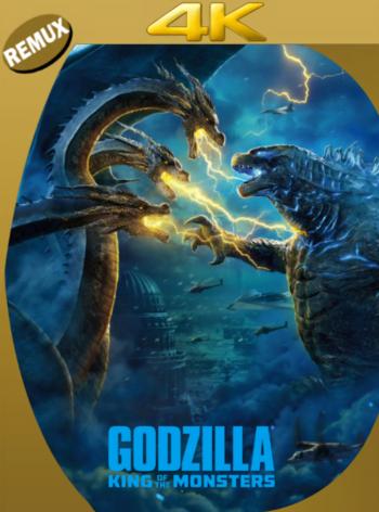 Godzilla II: El rey de los monstruos (2019) BDRemux [2160p 4K] Latino [GoogleDrive] [zgnrips]