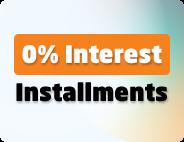 0% interest offers