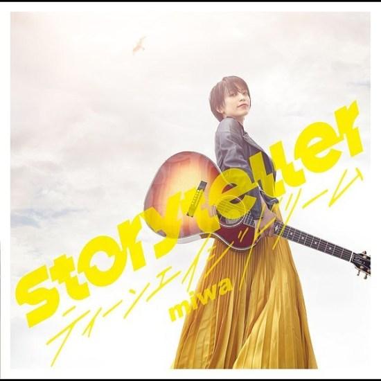 [Single] miwa – Storyteller / Teenage Dream