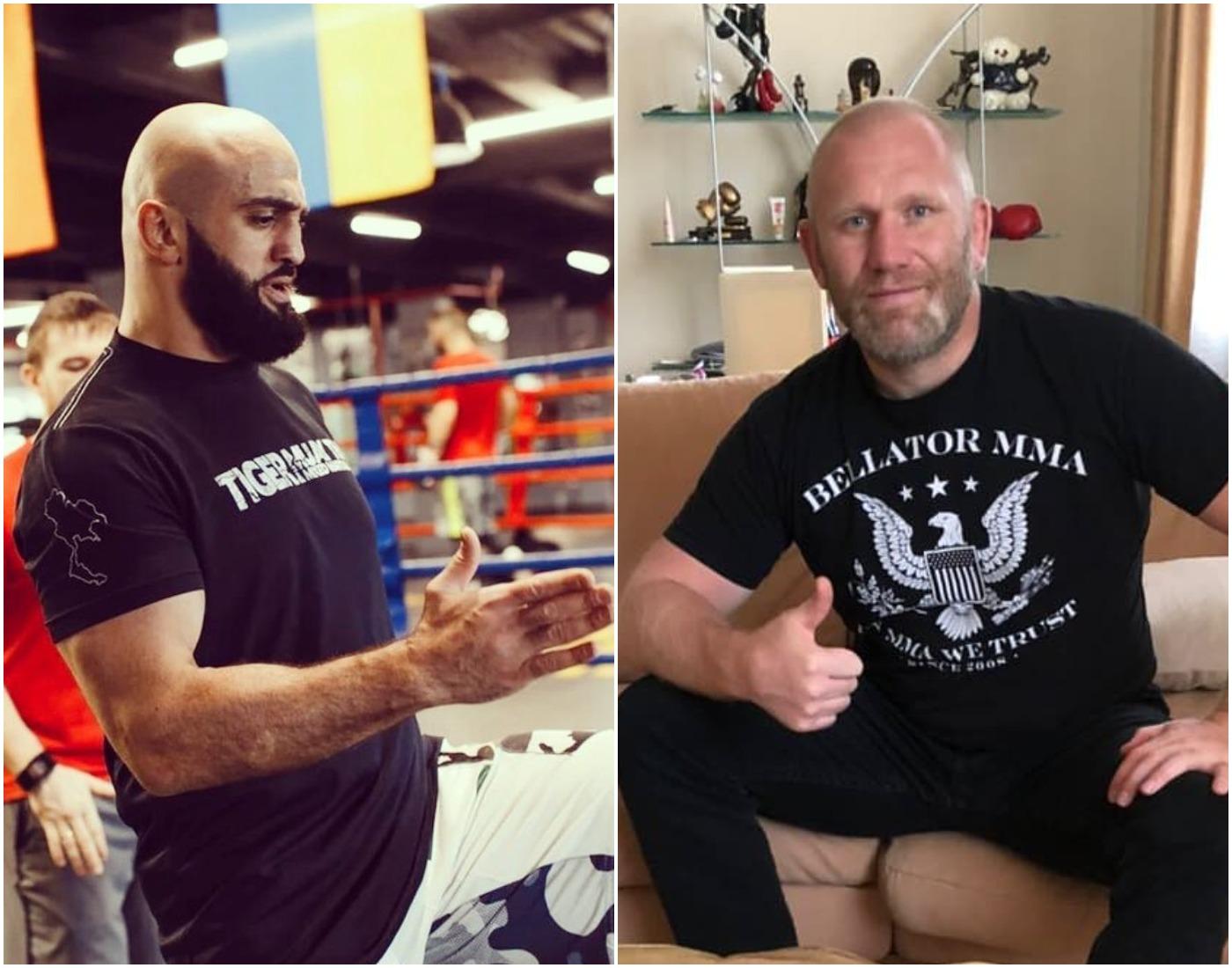 Боец на UFC прати в болница Сергей Харитонов заради дълг