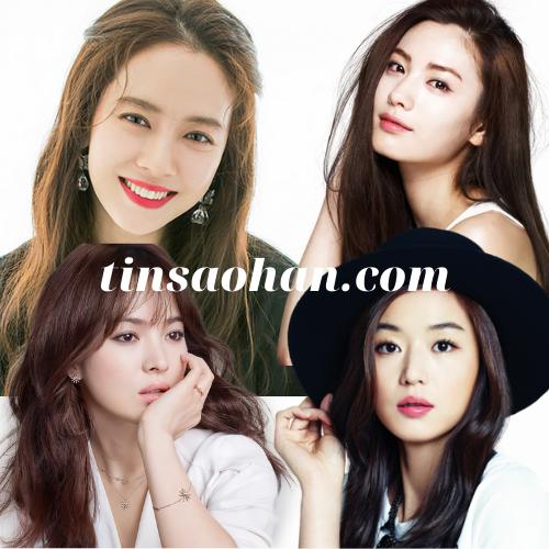 30 nữ diễn viên đẹp nhất Hàn Quốc được khán giả bình chọn