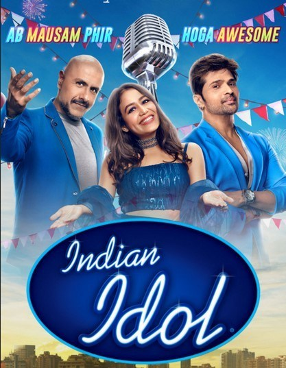 Indian Idol S12E40  11th April 2021 Full Show 720p HDRip 700MB Dwonload